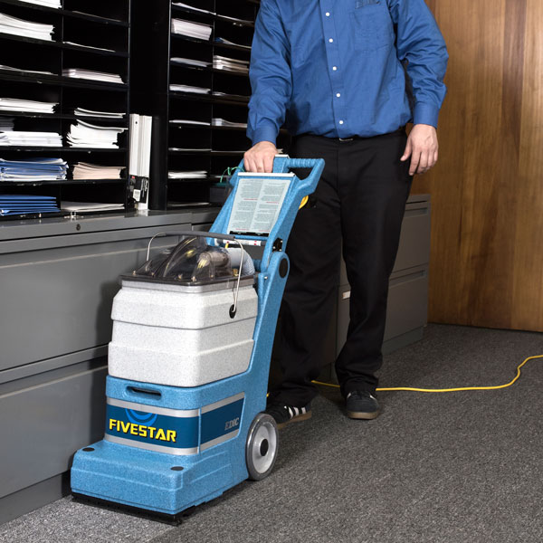 Fivestar Self-Contained Carpet Extractors