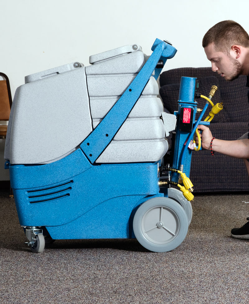 Galaxy Pro Heated Portable Carpet Extractors Carpet Cleaning