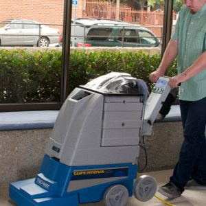 Self-Contained Carpet Extractors