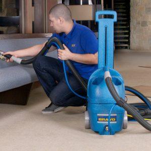 Bravo upholstery extractor
