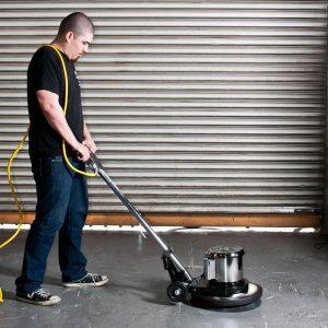 Floor Machines & Burnishers