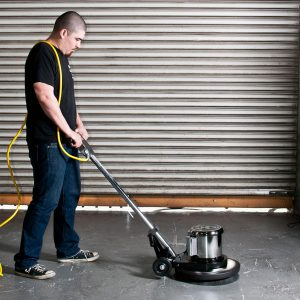 Floor Machines and Burnishers