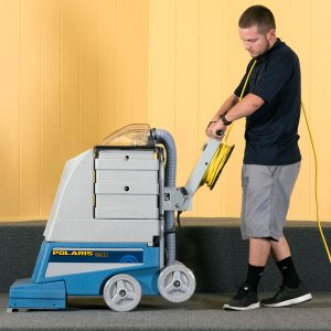 Polaris Self-Contained Carpet Extractor