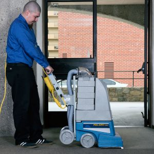 Polaris 7 gallon Self-Contained Carpet Extractors