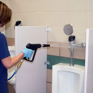 CR2 Restroom cleaning machine