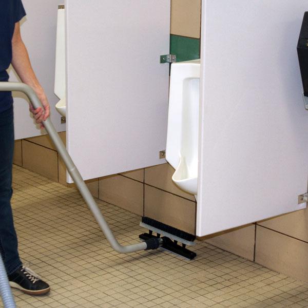restroom cleaning machine