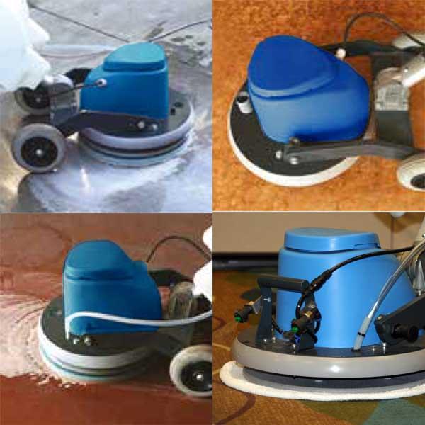 Toro Hd Orbital Floor Machine And Encapsulation Carpet