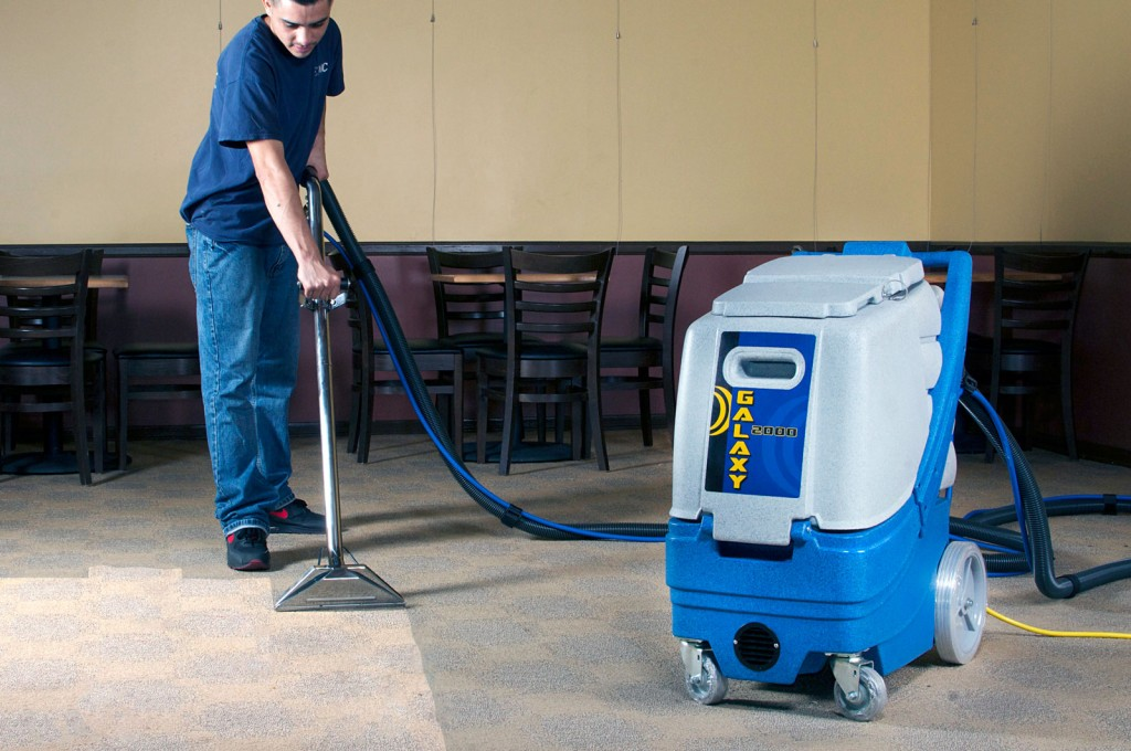 Galaxy Portable Carpet Extractors