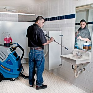 Restroom Cleaning Equipment