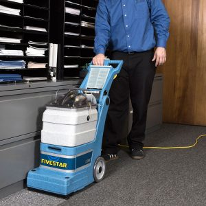 Self-Contained Carpet Extractor - Fivestar