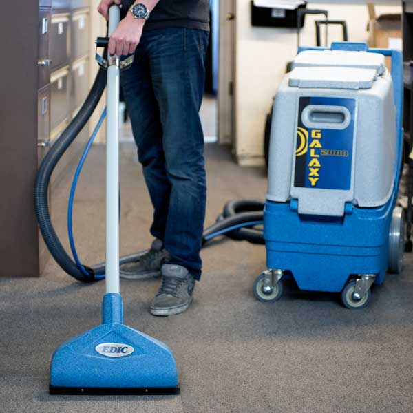 Heated Portable Carpet Extractors