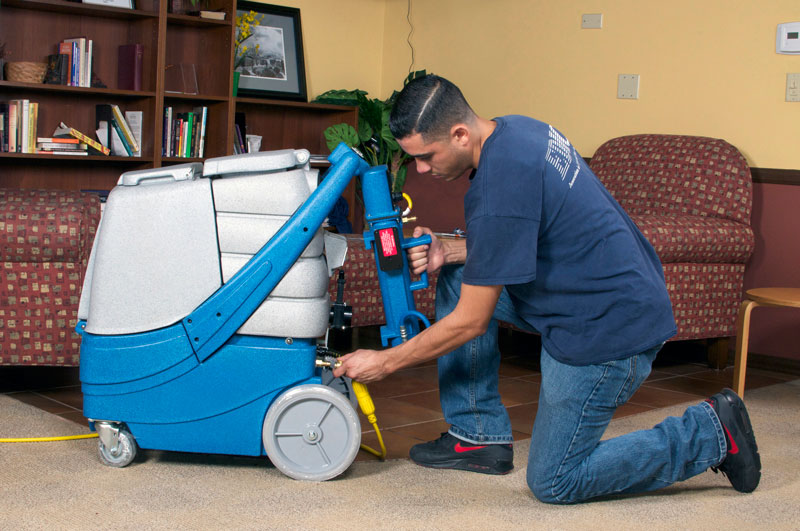Galaxy 2000 Series Heated Portable Carpet Extractors