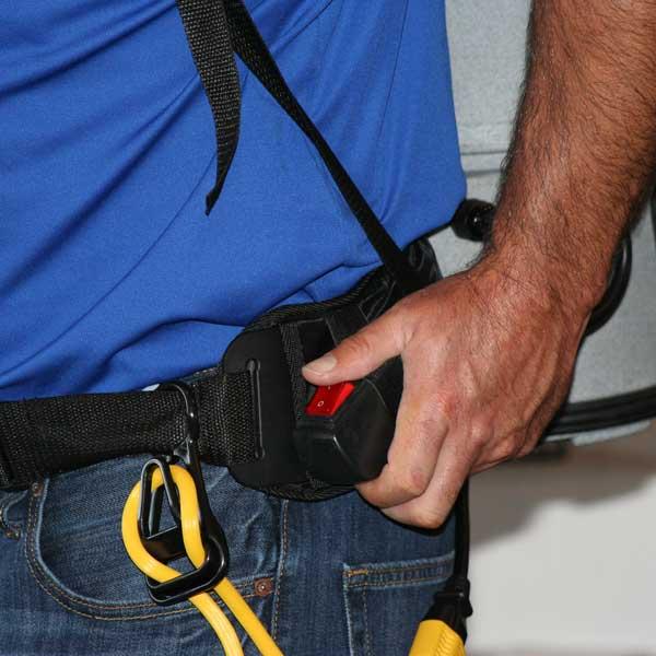 Atlas Ulpa Certified Backpack Vacuum Carpet Extractors