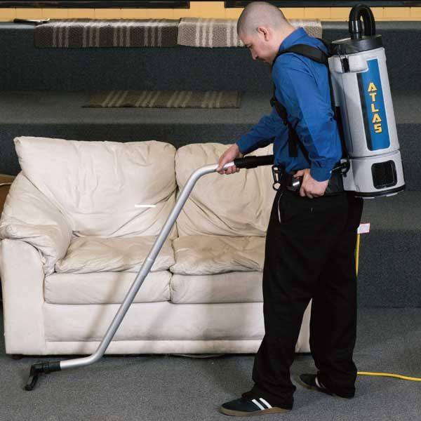 Atlas Backpack Vacuums