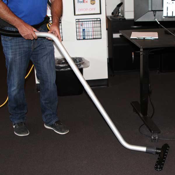 Atlas Backpack Vacuum S-Bend Wand