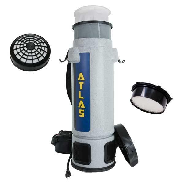 Atlas ULPA Backpack Vacuum Filters
