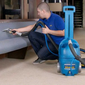 Bravo Spotter and Upholstery Extractor