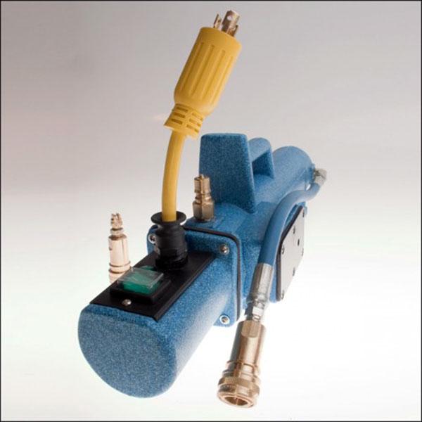 External Heater For Portable Carpet Extractors
