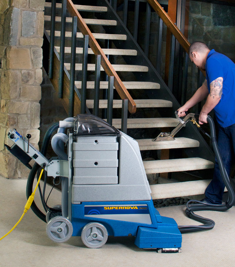 Supernova Self Contained Carpet Extractors Carpet Cleaning