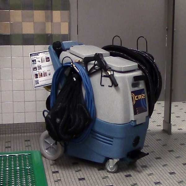 CR2 Touch-Free Restroom Cleaning System