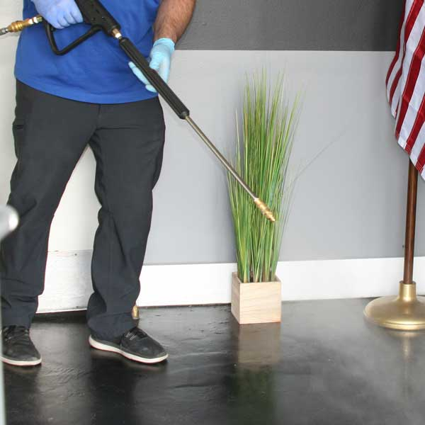 Misting Gun for Disinfecting Surfaces