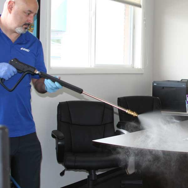 Misting Gun for Disinfectant Application